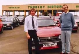 Thurlby Motors & the Astra MKII