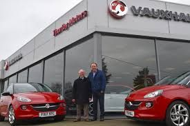 40 new Vauxhall cars in 40 years!!